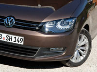 Photo 5 Essai Volkswagen Sharan 2.0 TDI 140 2010