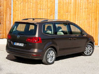 Photo 12 Essai Volkswagen Sharan 2.0 TDI 140 2010