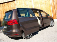 Photo 15 Essai Volkswagen Sharan 2.0 TDI 140 2010