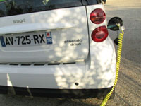 Photo 1 Essai Smart Fortwo Electric Drive 2012