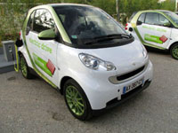 Photo 11 Essai Smart Fortwo Electric Drive 2012