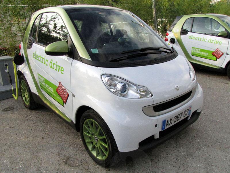 Essai Smart Fortwo Electric Drive 2012 par Jean-Michel Lainé
