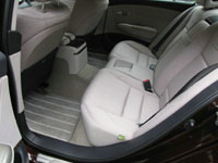 Photo 5 Essai Honda FCX Clarity 2006