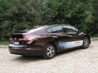 Photo 8 Essai Honda FCX Clarity 2006