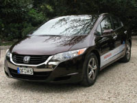 Photo 9 Essai Honda FCX Clarity 2006
