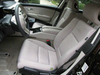 Photo 11 Essai Honda FCX Clarity 2006