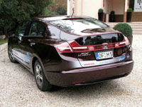 Photo 23 Essai Honda FCX Clarity 2006