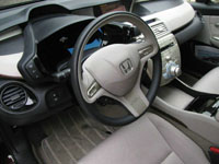 Photo 26 Essai Honda FCX Clarity 2006