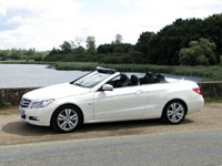 Photo 1 Essai Mercedes E250 CDI Cabriolet 2010