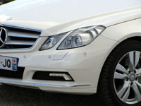 Photo 3 Essai Mercedes E250 CDI Cabriolet 2010