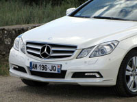 Photo 4 Essai Mercedes E250 CDI Cabriolet 2010