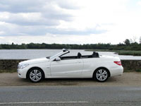 Photo 5 Essai Mercedes E250 CDI Cabriolet 2010