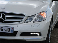 Photo 9 Essai Mercedes E250 CDI Cabriolet 2010