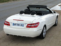 Photo 12 Essai Mercedes E250 CDI Cabriolet 2010