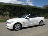 Photo 24 Essai Mercedes E250 CDI Cabriolet 2010