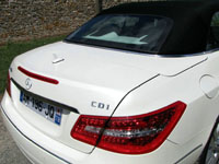 Photo 26 Essai Mercedes E250 CDI Cabriolet 2010