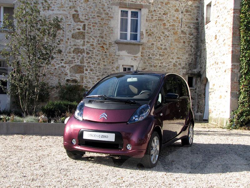 Essai Citroën C-Zéro 2011 par Jean-Michel Lainé