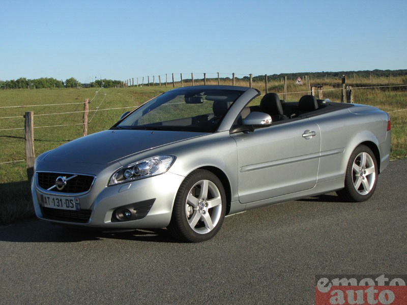 Photo Volvo C70 D3 150 modèle 2010
