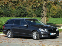 Photo 3 Essai Mercedes E250 CDI Break 2010