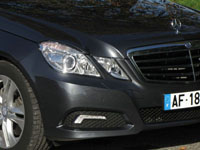 Photo 18 Essai Mercedes E250 CDI Break 2010