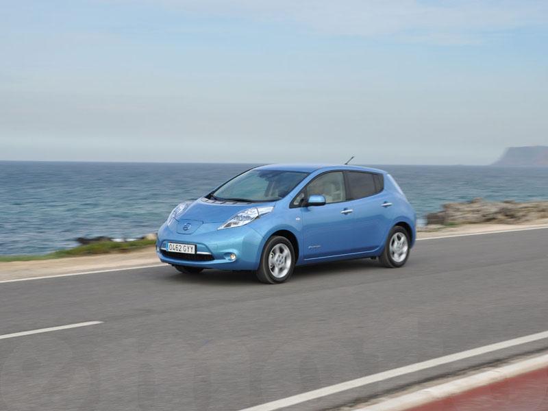 Essai Nissan Leaf 2011 par Nicolas Meunier