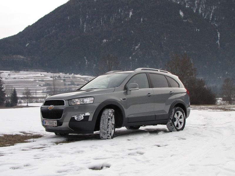 Essai Chevrolet Captiva 2.2 VCDi 184 4WD 2011 par Jean-Michel Lainé