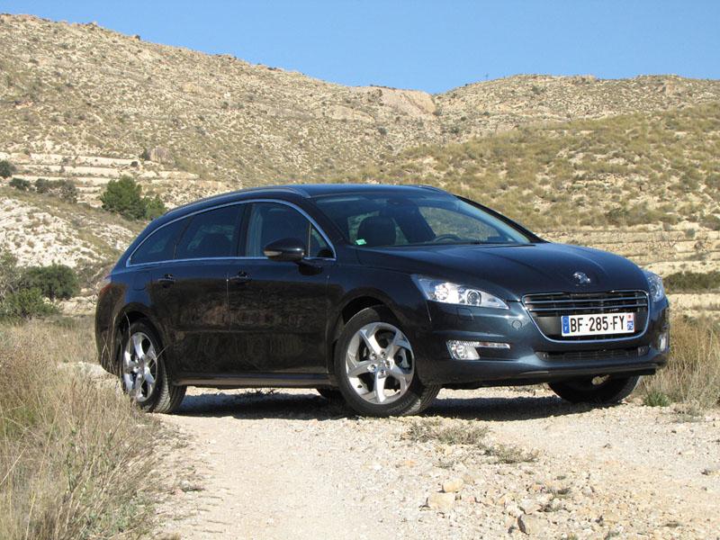 Essai Peugeot 508 SW 2.0 HDi 140 2011 par Jean-Michel Lainé