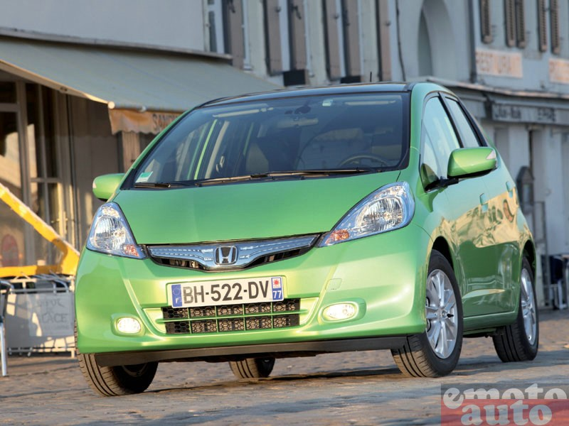 Photo Honda Jazz 1.3 Hybride modèle 2011