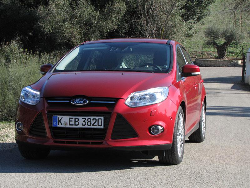 Essai Ford Focus 1.6 SCTi 182 2011 par Jean-Michel Lainé