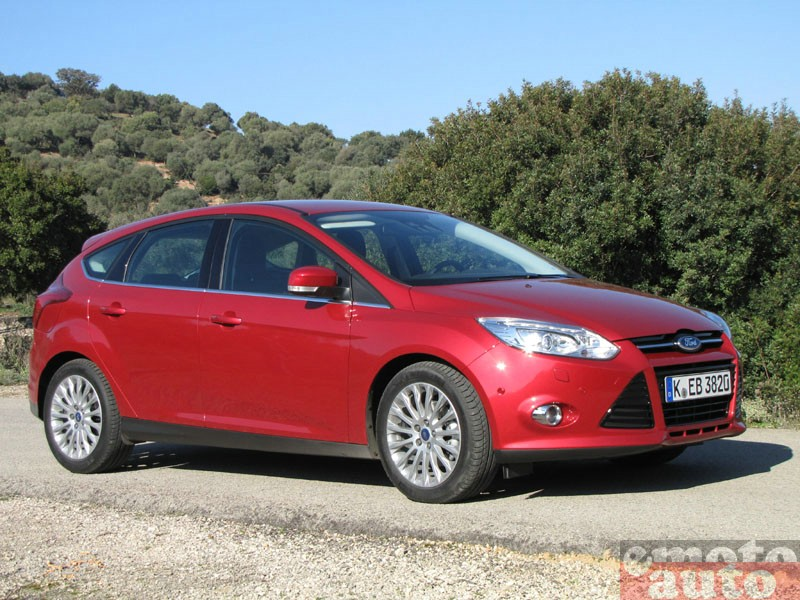 Photo Ford Focus 1.6 SCTi 182 modèle 2011