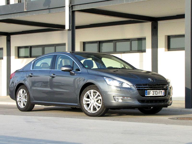 Essai Peugeot 508 1.6 e-HDi 112 2011 par Jean-Michel Lainé
