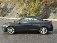 Photo 9 Essai Volkswagen Eos 2.0 TDI 140 2011