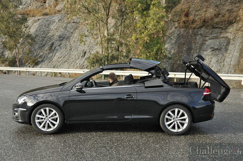 Photo Volkswagen Eos 2.0 TDI 140 modèle 2011