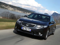 Photo 9 Essai Honda Accord 2.2 i-DTEC 180 2011