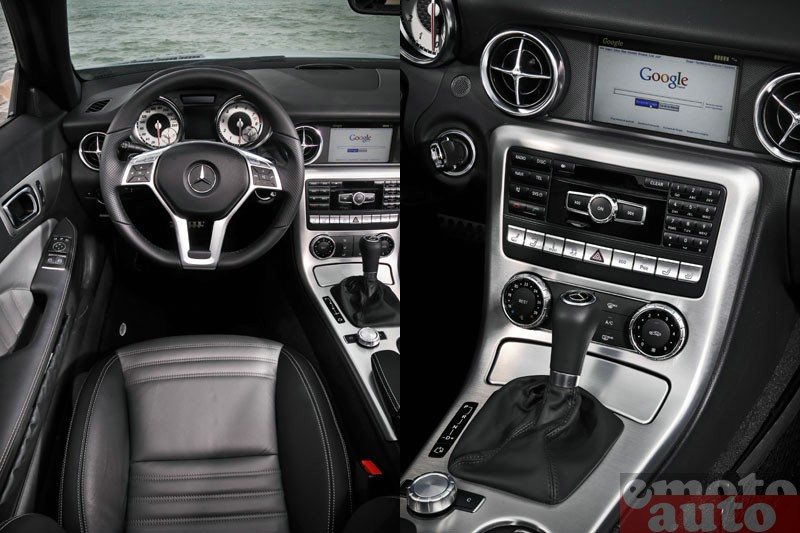 Photo Mercedes SLK 250 modèle 2011