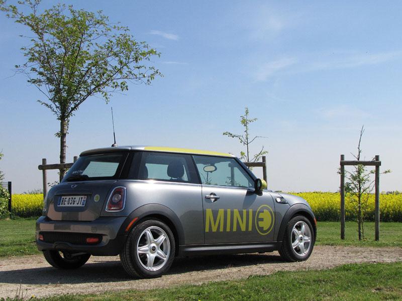 Essai Mini E 2011 par Jean-Michel Lainé