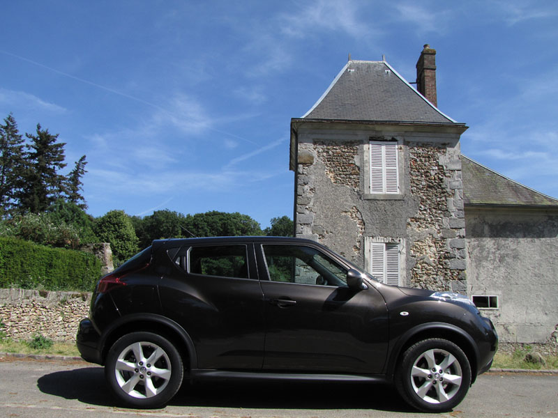 Essai Nissan Juke 1.5 dCi 110 2011 par Jean-Michel Lainé