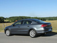 Photo 1 Essai Volkswagen Passat 2.0 TDI 170 2011