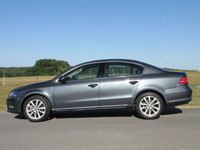 Photo 2 Essai Volkswagen Passat 2.0 TDI 170 2011