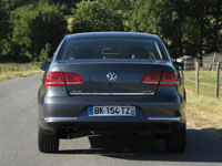 Photo 3 Essai Volkswagen Passat 2.0 TDI 170 2011