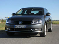 Photo 6 Essai Volkswagen Passat 2.0 TDI 170 2011