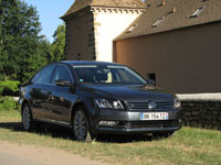 Photo 8 Essai Volkswagen Passat 2.0 TDI 170 2011