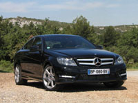 Photo 1 Essai Mercedes C250 CDI Coupé 2011