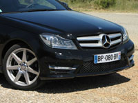 Photo 3 Essai Mercedes C250 CDI Coupé 2011