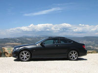 Photo 15 Essai Mercedes C250 CDI Coupé 2011