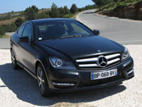 Photo 17 Essai Mercedes C250 CDI Coupé 2011