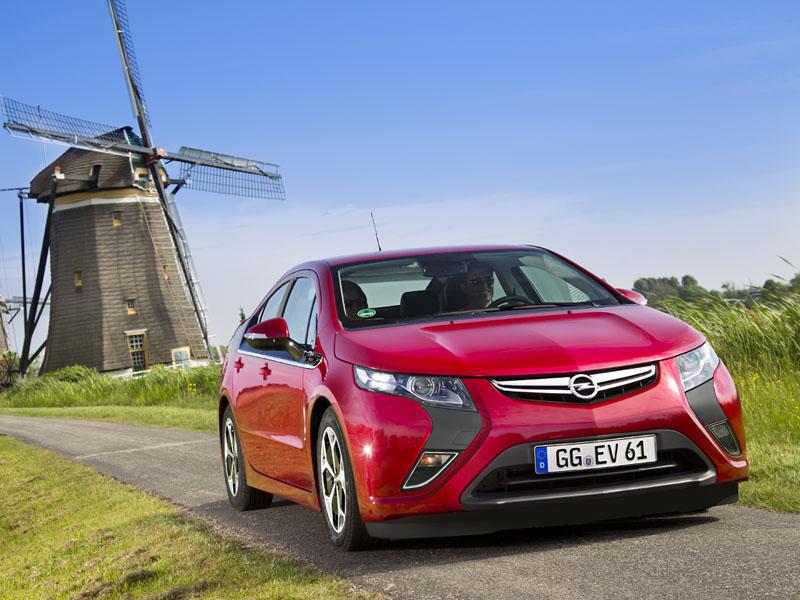Essai Opel Ampera 2012 par Jean-Michel Lainé