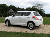 Photo 2 Essai Suzuki Swift 1.2 VVT 98 4x4 2011