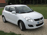 Photo 4 Essai Suzuki Swift 1.2 VVT 98 4x4 2011