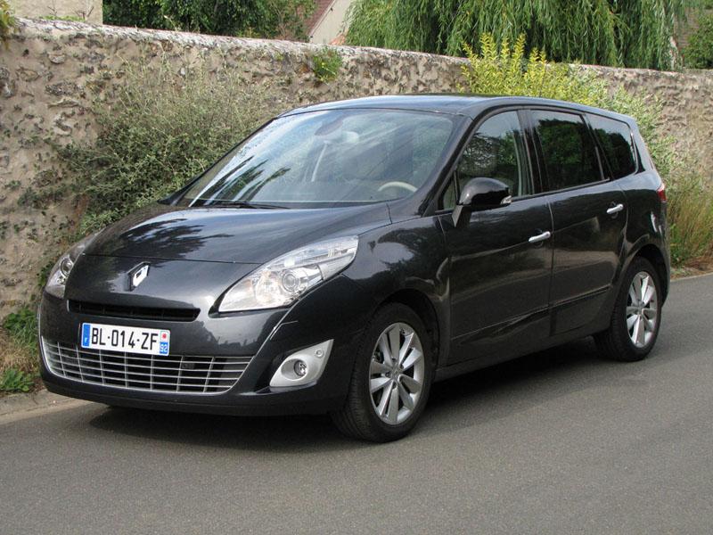 Essai Renault Grand Scenic 1.6 dCi 130 2011 par Jean-Michel Lainé
